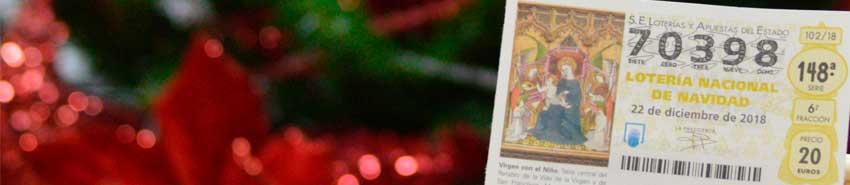 Sorteo de Navidad- tradiciones y suerte en España